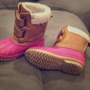 Gap Size 9T/10T Duck Boots